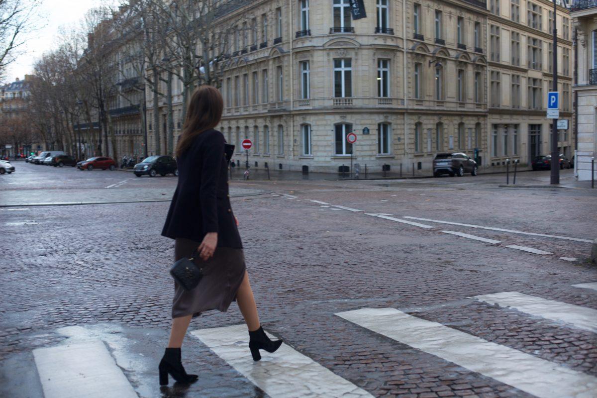 Holly Victoria Silk Skirt